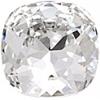 Swarovski Stones 4470 Square 10mm Crystal 12pcs